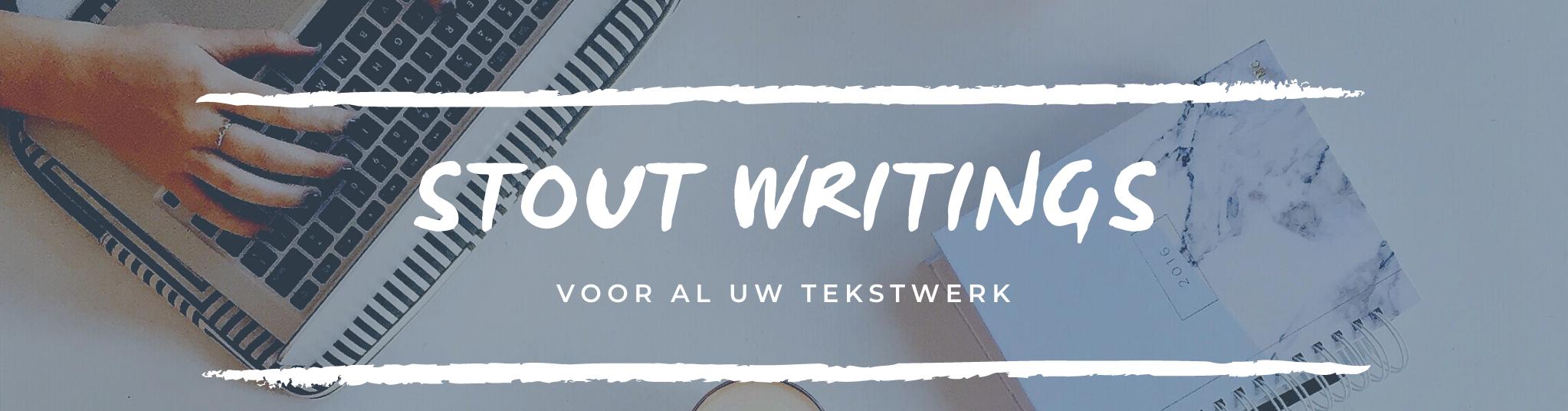 Stout Writings